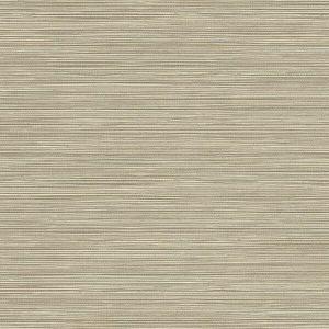 2765-BW40906 Bondi Grasscloth Texture Beige Brewster Wallpaper