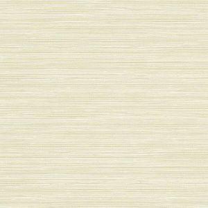 2765-BW40904 Bondi Grasscloth Texture Cream Brewster Wallpaper