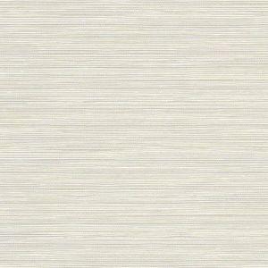 2765-BW40908 Bondi Grasscloth Texture Light Grey Brewster Wallpaper