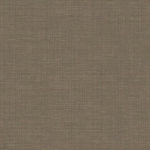 2765-BW40606 Alix Twill Dark Brown Brewster Wallpaper