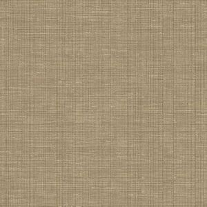 2765-BW40607 Alix Twill Light Brown Brewster Wallpaper