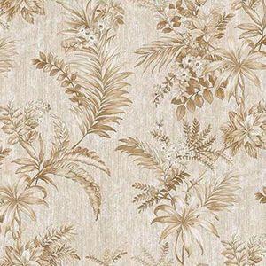Z1725 Dis Legolas Botanical Beige Brewster Wallpaper