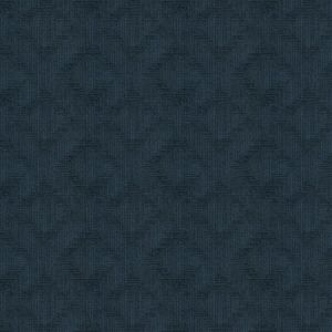 VELVET MAZE Sapphire Fabricut Fabric