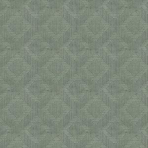 VELVET MAZE Pine Fabricut Fabric