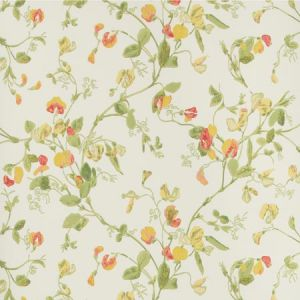100/6027-CS SWEET PEA Pink & Yellow Cole & Son Wallpaper