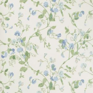 100/6031-CS SWEET PEA Blue Cole & Son Wallpaper