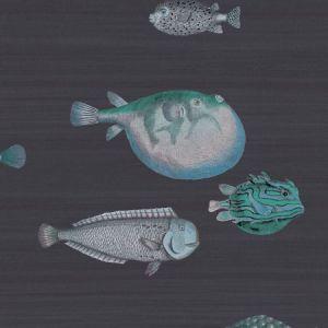 114/16032-CS ACQUARIO Ink Cole & Son Wallpaper