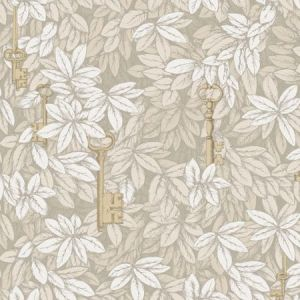 114/26052-CS CHIAVI SEGRETE Parchment Cole & Son Wallpaper