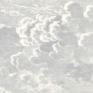 114/28055-CS NUVOLETTE Soot Snow Cole & Son Wallpaper