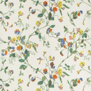 115/11032-CS SWEET PEA Autumnal Multi Cream Cole & Son Wallpaper