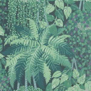 115/7022-CS FERN Viridian And Teal Cole & Son Wallpaper