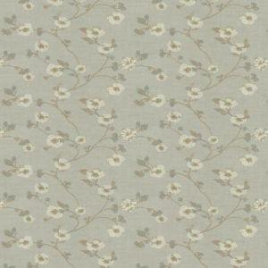 USHA Pewter Fabricut Fabric
