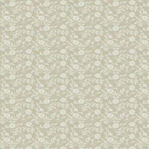 VOLOS FLORAL Natural Fabricut Fabric