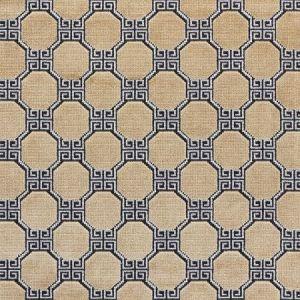 72791 Octavia Velvet Gold Schumacher Fabric