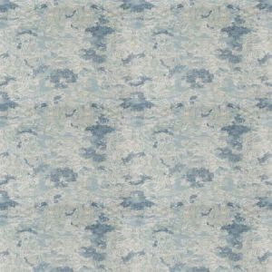 Stroheim Coriander Blue Moon Fabric