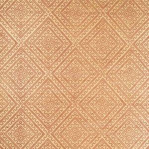 Lee Jofa Pennycross Paper Cayenne Wallpaper