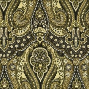 ZANESVILLE 1 Black Stout Fabric