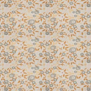 Vervain Meadowfield Turmeric Fabric