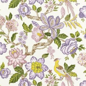 Schumacher Huntington Gardens Lavender Fabric