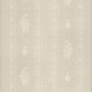 Schumacher Jaipur Linen Embroidery Flax Fabric