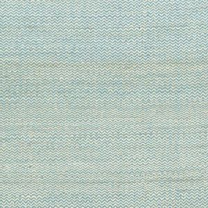 Schumacher Alhambra Weave Sky Ivory Fabric