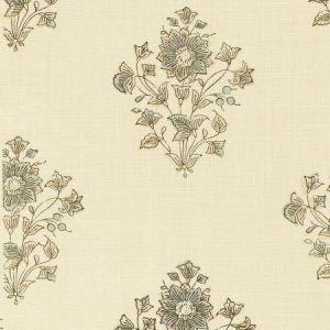 Schumacher Beatrice Bouquet Mineral Fabric