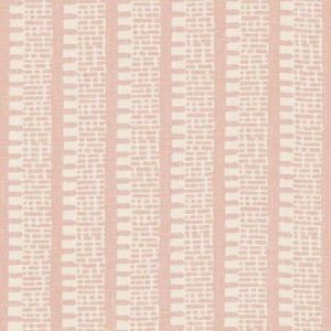 Schumacher Kiosk Temple Pink Fabric
