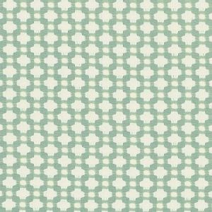 Schumacher Betwixt Water Ivory Fabric