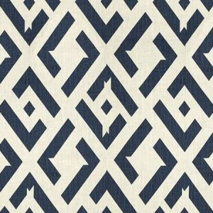 Kravet China Club Indigo Fabric