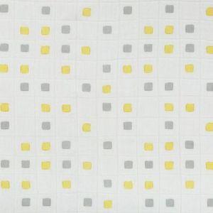 Kravet Gridwork Citrine Fabric