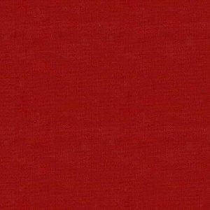 Groundworks Canopy Solid Red Fabric