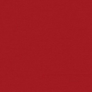 Groundworks Canopy Solid Tomato Fabric