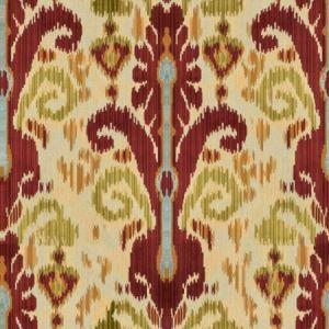 Lee Jofa Pardah Velvet Cinnabar Fabric