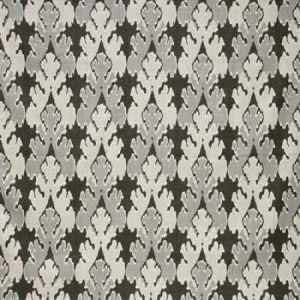 Groundworks Bengal Bazaar Graphite Fabric