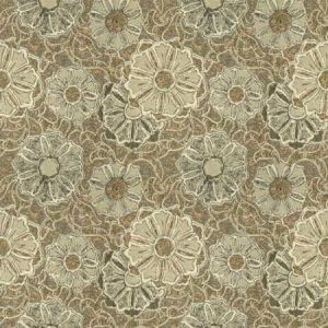 Lee Jofa Topkapi Garden Oyster Fabric