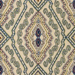 Lee Jofa Abyssinia Sage Blue Fabric