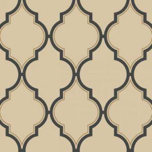York BH8333 Luxury Trellis Wallpaper