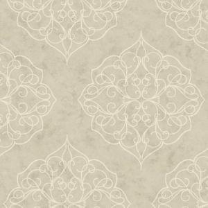 York BH8345 Rose Window Wallpaper