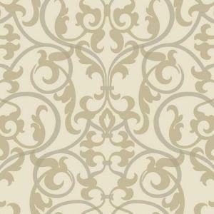 York BH8380 Royal Scroll Wallpaper
