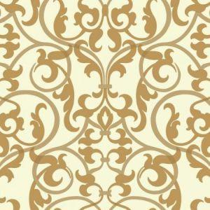 York BH8381 Royal Scroll Wallpaper