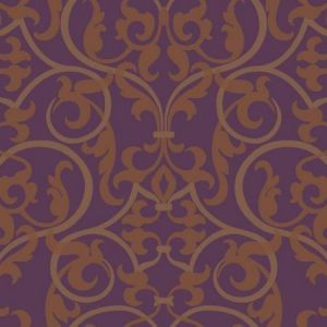 York BH8382 Royal Scroll Wallpaper