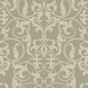 York BH8383 Royal Scroll Wallpaper