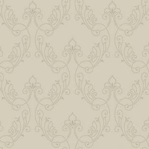 York BH8374 Stitched Ornamental Wallpaper
