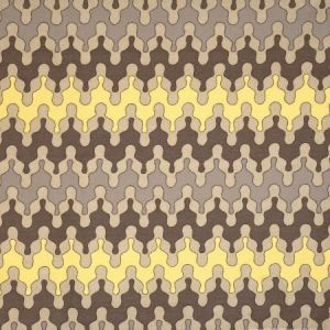 Vervain Ishtar Grey Lemon Fabric