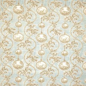 Vervain Warrenton Toile Duck Egg Fabric