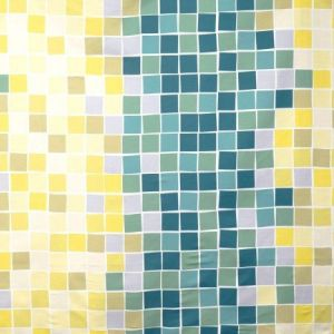 S. Harris Grafik Aqua Fabric
