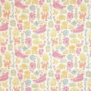 Vervain Maya Mango Magenta Fabric