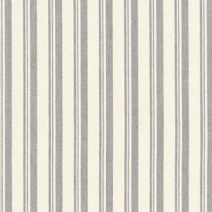 Schumacher Capri Greige White Fabric