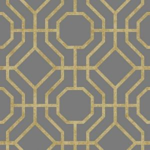 York SO2464 Lanai Trellis Wallpaper