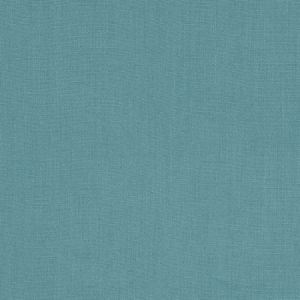 Schumacher Piet Performance Linen Aquamarine Fabric